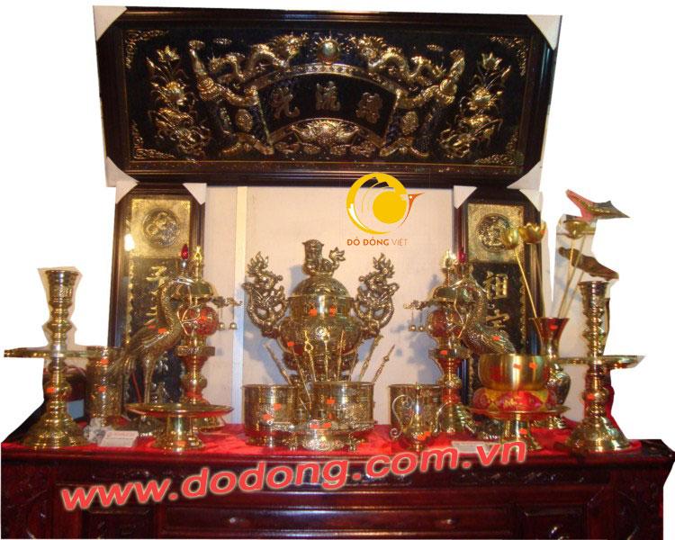 Mẫu bàn thờ gia đình 1,53m