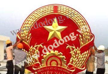 Quy định treo quốc huy Việt nam tại các cơ quan hành chính nhà nước – đồ đồng việt