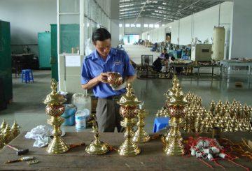 Đồ thờ phụng đồng dapha chất lượng tại sài gòn,hà nội – đồ đồng.vn
