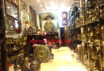 giới thiệu cửa hàng đồ đồng việt tại Hà nội