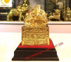 Qùa tặng ấn mạ vàng để bàn sếp,lãnh đạo để thăng quan