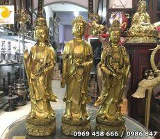 Báo giá chi tiết đúc tượng Phật bằng đồng