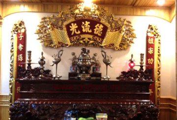 Đồ đồng truyền thống trang trí ngôi nhà Việt