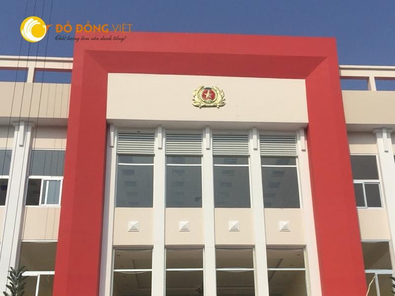 Đúc Quốc Huy, logo, huy hiệu bằng đồng tại Hà Nội, Sài Gòn, TP HCM0