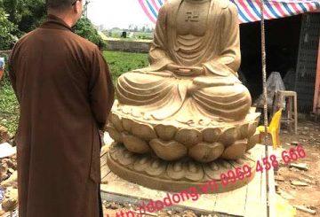 Hệ lụy của việc chọn đơn vị đúc tượng Phật kém chất lượng