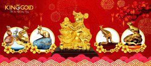 King Gold tung bộ chuột phú quý dát vàng dịp năm mới -VNEXPRESS.NET