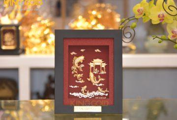 Đồ đồng Việt- địa chỉ cung cấp tranh vàng quà tặng đẹp tinh xảo